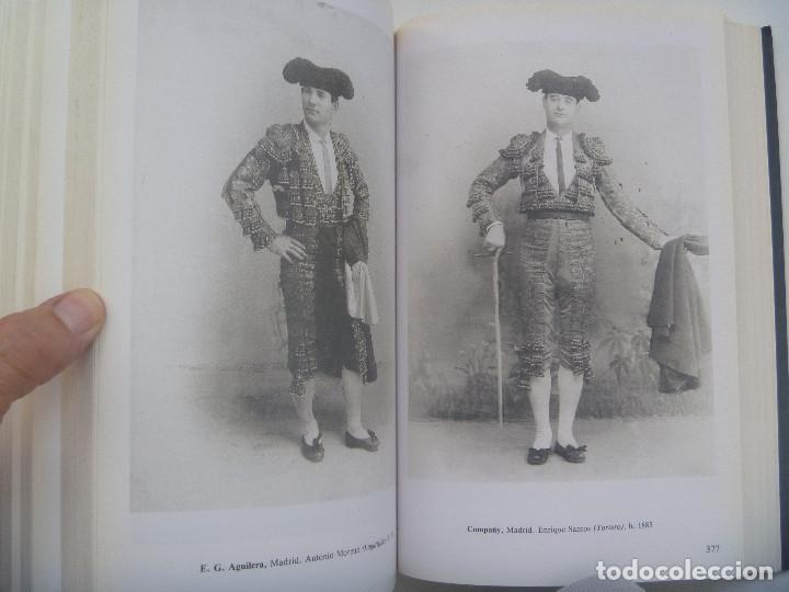 Libros de segunda mano: HISTORIA DE LA FOTOGRAFIA TAURINA I, DE MANUEL DURAN BLAZQUEZ Y J. MIGUEL SANCHEZ, 1991 - Foto 3 - 166056502