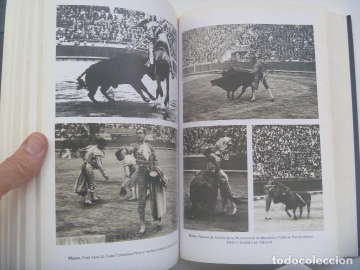 Libros de segunda mano: HISTORIA DE LA FOTOGRAFIA TAURINA I, DE MANUEL DURAN BLAZQUEZ Y J. MIGUEL SANCHEZ, 1991 - Foto 4 - 166056502