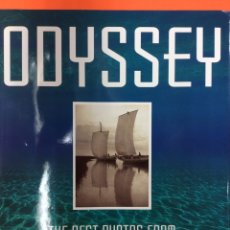 Libros de segunda mano: ODYSSEY - THE BEST PHOTOS FROM NATIONAL GEOGRAPHIC. Lote 166103486