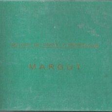 Libros de segunda mano: 1 LIBRO AÑO 1971 - METODO DE CORTE Y CONFECCION MARGUT. Lote 166631054
