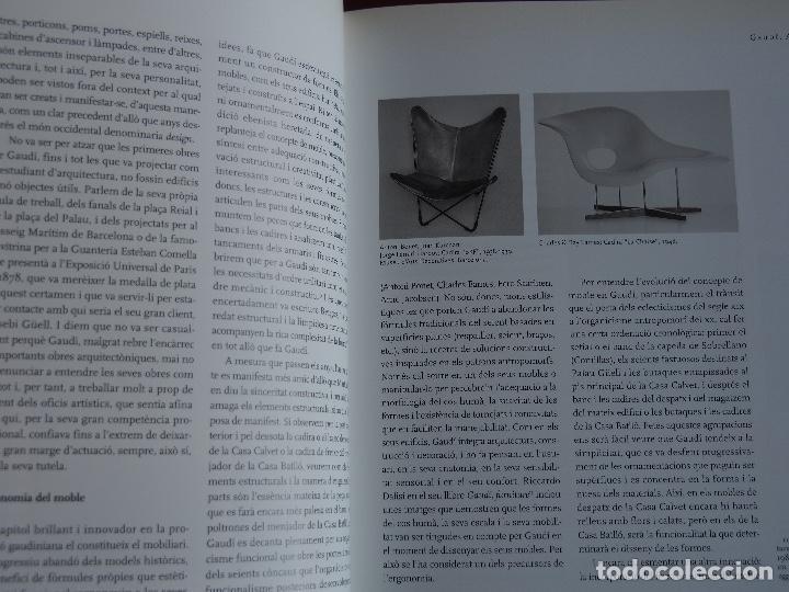 Libros de segunda mano: Gaudí. Art i Disseny - Foto 4 - 167502032