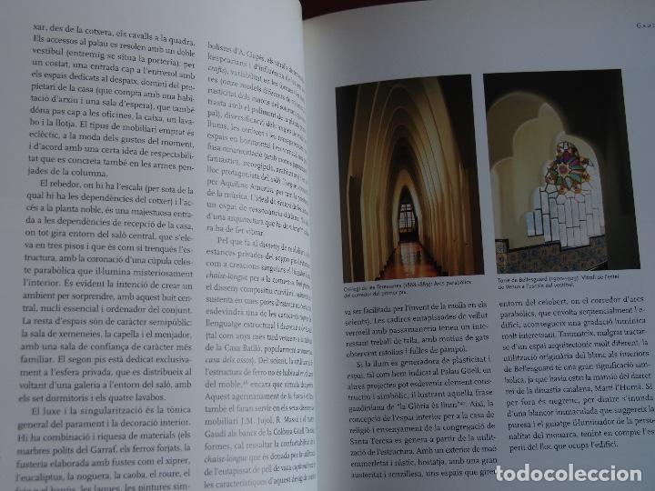 Libros de segunda mano: Gaudí. Art i Disseny - Foto 5 - 167502032