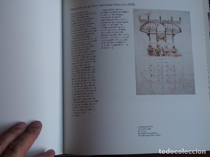 Libros de segunda mano: Gaudí. Art i Disseny - Foto 7 - 167502032
