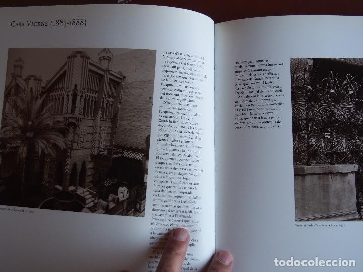 Libros de segunda mano: Gaudí. Art i Disseny - Foto 8 - 167502032