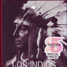 Libros de segunda mano: LOS INDIOS DE NORTEAMERICA - INDIANI - OS INDIOS NORTE-AMERICANOS. EDWARD S. CURTIS - HANS CHRISTIAN. Lote 167574204