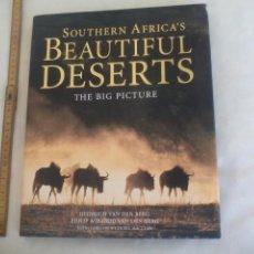 Libros de segunda mano: SOUTHERN AFRICA'S BEAUTIFUL DESERTS: THE BIG PICTURE HEINRICH INGRID & PHILIP VAN DEN BERG 2005 HPH. Lote 167828508