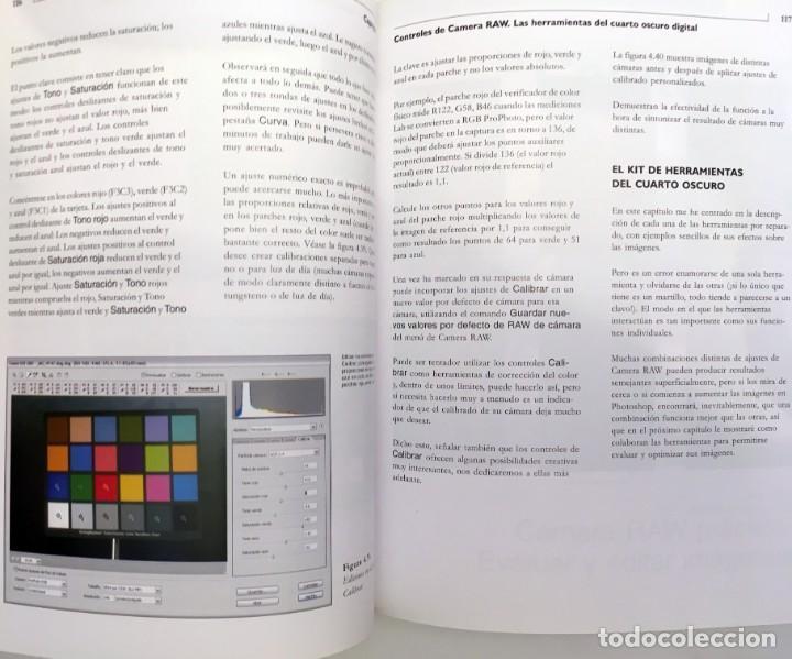 Libros de segunda mano: CAMERA RAW CON PHOTOSHOP CS2 - ANAYA - LIBRO EN ESTADO NUEVO - FOTOGRAFÍA, REVELADO RAW - Foto 6 - 168415980