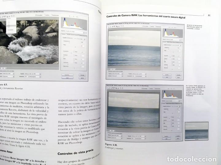 Libros de segunda mano: CAMERA RAW CON PHOTOSHOP CS2 - ANAYA - LIBRO EN ESTADO NUEVO - FOTOGRAFÍA, REVELADO RAW - Foto 7 - 168415980