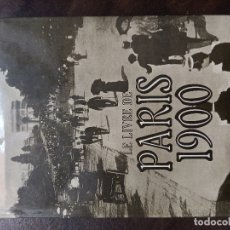 Livres d'occasion: LE LIVRE DE PARIS, 1900. Lote 168815952