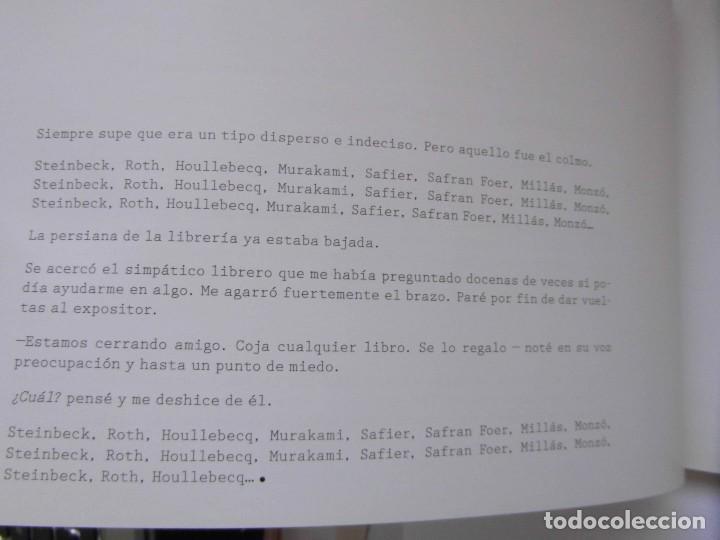 Libros de segunda mano: LA CAMARA DE ESCRIBIR CUENTOS, FOTOS Y MENTIRAS. ALEX NOGUES, NOEMI LOPEZ. DEBIBL - Foto 3 - 170149736
