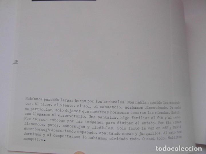 Libros de segunda mano: LA CAMARA DE ESCRIBIR CUENTOS, FOTOS Y MENTIRAS. ALEX NOGUES, NOEMI LOPEZ. DEBIBL - Foto 4 - 170149736