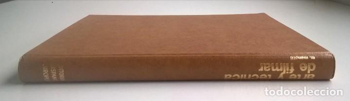 Libros de segunda mano: EL ARTE Y LA TÉCNICA DE FILMAR - MOSE MENOTTI - EDITORIAL HISPANO EUROPEA (BARCELONA) - AÑO 1973 - Foto 6 - 170365984