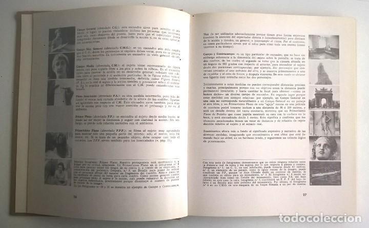 Libros de segunda mano: EL ARTE Y LA TÉCNICA DE FILMAR - MOSE MENOTTI - EDITORIAL HISPANO EUROPEA (BARCELONA) - AÑO 1973 - Foto 10 - 170365984