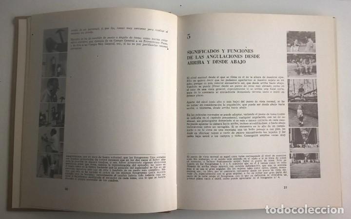 Libros de segunda mano: EL ARTE Y LA TÉCNICA DE FILMAR - MOSE MENOTTI - EDITORIAL HISPANO EUROPEA (BARCELONA) - AÑO 1973 - Foto 11 - 170365984