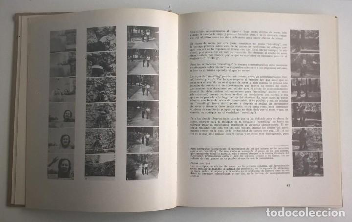 Libros de segunda mano: EL ARTE Y LA TÉCNICA DE FILMAR - MOSE MENOTTI - EDITORIAL HISPANO EUROPEA (BARCELONA) - AÑO 1973 - Foto 12 - 170365984