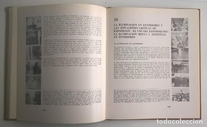 Libros de segunda mano: EL ARTE Y LA TÉCNICA DE FILMAR - MOSE MENOTTI - EDITORIAL HISPANO EUROPEA (BARCELONA) - AÑO 1973 - Foto 14 - 170365984