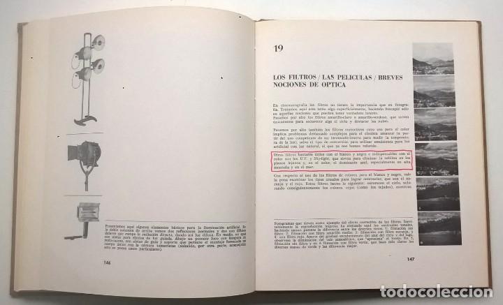Libros de segunda mano: EL ARTE Y LA TÉCNICA DE FILMAR - MOSE MENOTTI - EDITORIAL HISPANO EUROPEA (BARCELONA) - AÑO 1973 - Foto 18 - 170365984