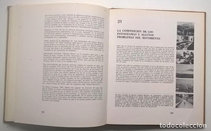 Libros de segunda mano: EL ARTE Y LA TÉCNICA DE FILMAR - MOSE MENOTTI - EDITORIAL HISPANO EUROPEA (BARCELONA) - AÑO 1973 - Foto 21 - 170365984