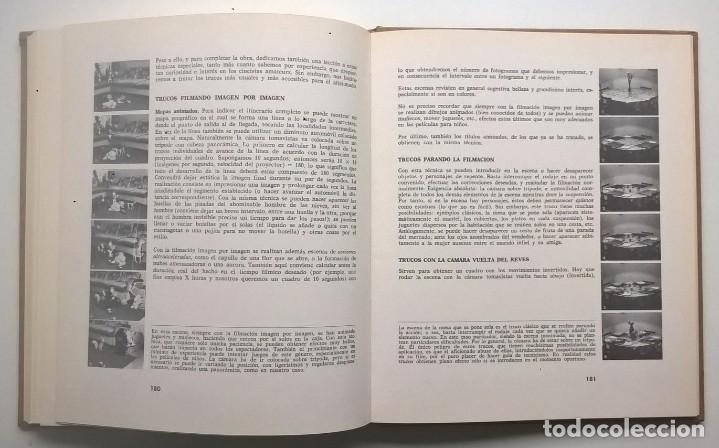 Libros de segunda mano: EL ARTE Y LA TÉCNICA DE FILMAR - MOSE MENOTTI - EDITORIAL HISPANO EUROPEA (BARCELONA) - AÑO 1973 - Foto 22 - 170365984