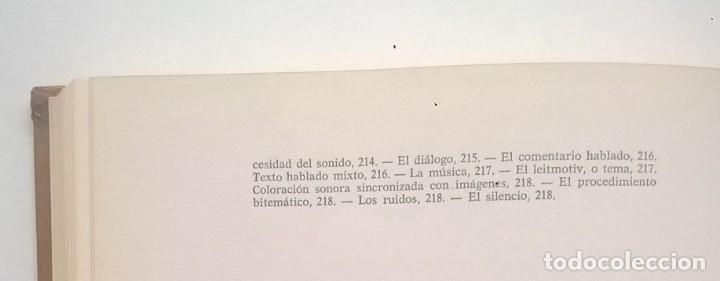 Libros de segunda mano: EL ARTE Y LA TÉCNICA DE FILMAR - MOSE MENOTTI - EDITORIAL HISPANO EUROPEA (BARCELONA) - AÑO 1973 - Foto 27 - 170365984