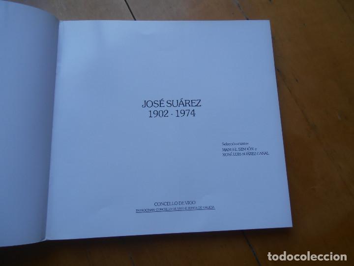 Libros de segunda mano: JOSÉ SUÁREZ - ÁLBUM - FOTOGRÁFICOS - 1902 - 1974 - VIGO - Foto 2 - 170450292