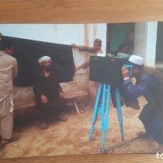 Libros de segunda mano: EMILIO MORENATTI - PALESTINA - AFGANISTAN PUBLICADO POR CENTRO ANDALUZ DE LA FOTOGRAFIA - . Lote 170501152