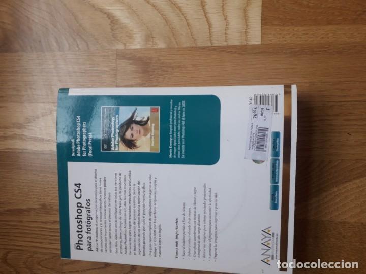 Libros de segunda mano: PHOTOSHOP CS4 PARA FOTÓGRAFOS (INCLUYE CE-ROM) / MARTIN EVENING / EDICIONES ANAYA MULTIMEDIA, 2009 - Foto 6 - 171245938