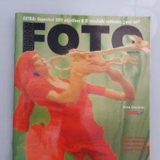 Libros de segunda mano: LOTE DE REVISTAS FOTO DESCATALOGADAS AÑOS 90. Lote 171618923