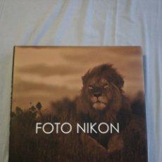 Libros de segunda mano: FOTO NIKON 08 - COORDINADORA PATRICIA ANDRÉS - PRIMERA EDICIÓN. Lote 171767909