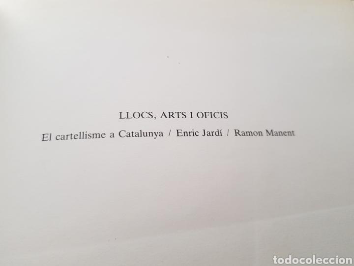 Libros de segunda mano: EL CARTELLISME A CATALUNYA EDICIONS DESTINO 1983 - Foto 3 - 171795390