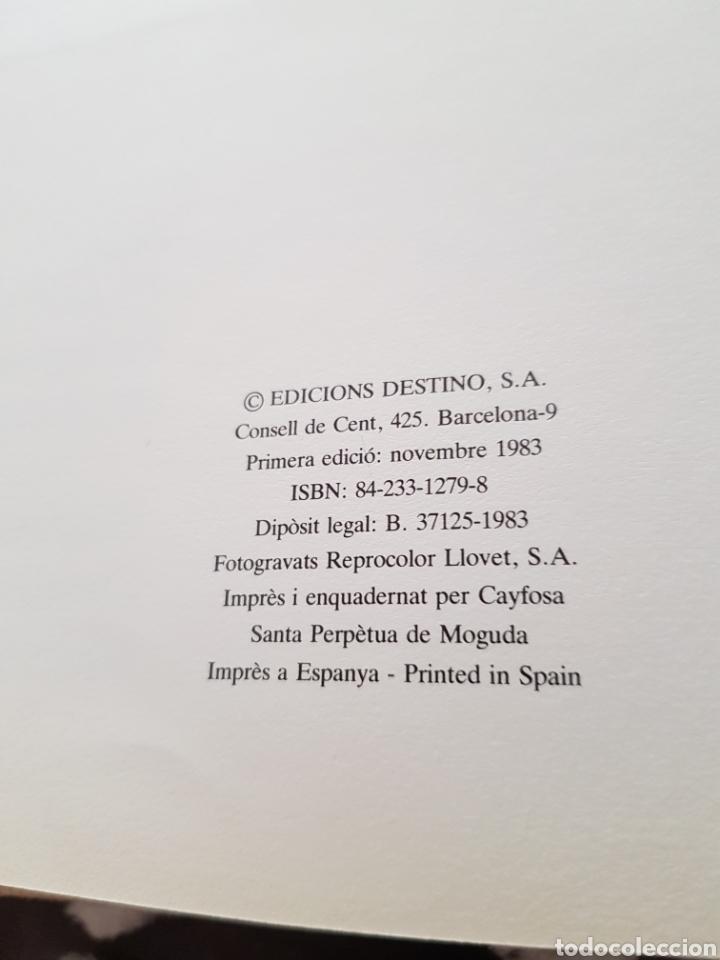 Libros de segunda mano: EL CARTELLISME A CATALUNYA EDICIONS DESTINO 1983 - Foto 4 - 171795390