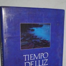 Libros de segunda mano: TIEMPO DE LUZ. DOMINGO BATISTA.. Lote 172092999