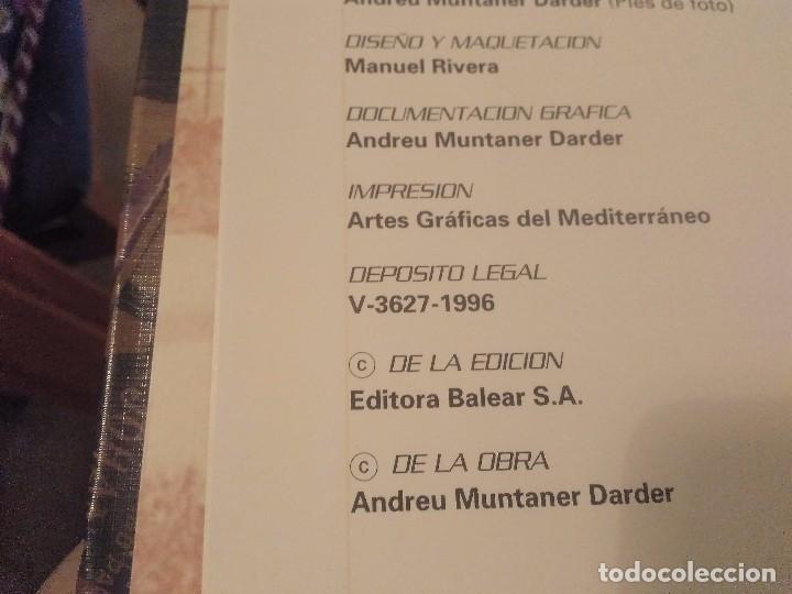 Libros de segunda mano: ESPECTACULAR TOMO III MEMORIA GRAFICA DE MALLORCA ANDREU MUNTANER DARDER 1996 ESPECTACULAR!!! - Foto 3 - 172309045