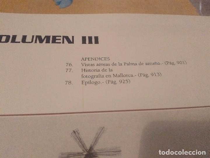 Libros de segunda mano: ESPECTACULAR TOMO III MEMORIA GRAFICA DE MALLORCA ANDREU MUNTANER DARDER 1996 ESPECTACULAR!!! - Foto 6 - 172309045