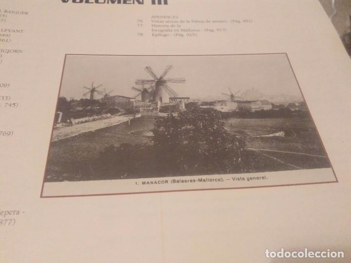 Libros de segunda mano: ESPECTACULAR TOMO III MEMORIA GRAFICA DE MALLORCA ANDREU MUNTANER DARDER 1996 ESPECTACULAR!!! - Foto 7 - 172309045