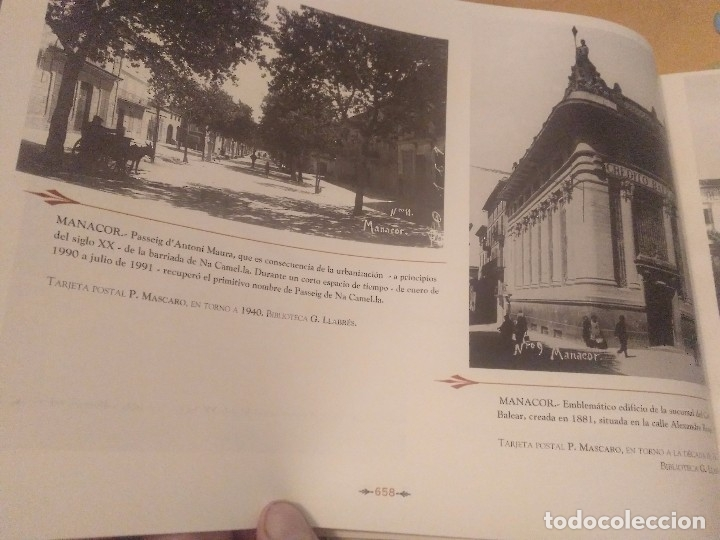 Libros de segunda mano: ESPECTACULAR TOMO III MEMORIA GRAFICA DE MALLORCA ANDREU MUNTANER DARDER 1996 ESPECTACULAR!!! - Foto 21 - 172309045