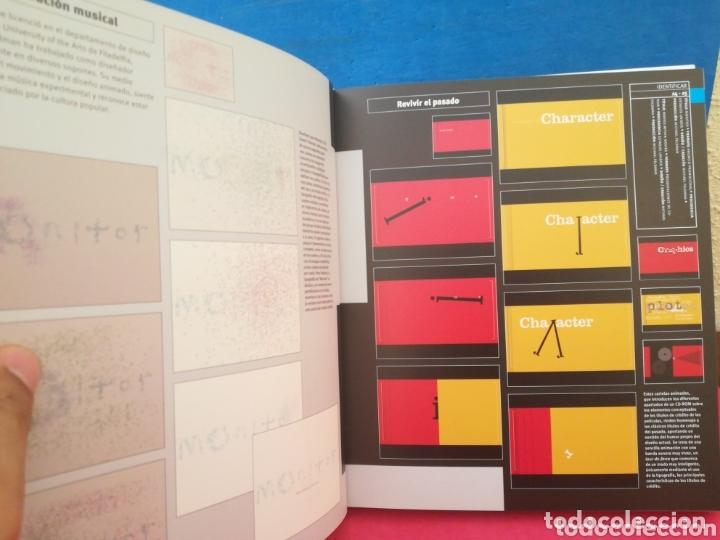 Libros de segunda mano: Tipografía en movimiento - Matt Woolman - GG, 2005 - Foto 6 - 172394090
