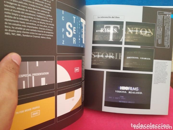 Libros de segunda mano: Tipografía en movimiento - Matt Woolman - GG, 2005 - Foto 8 - 172394090