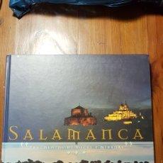 Libros de segunda mano: SALAMANCA FRAGMENTOS DE VOCES Y MIRADAS. Lote 172575559
