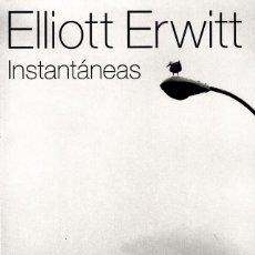 Libros de segunda mano: ELLIOTT ERWITT INSTANTÁNEAS (SNAPS). Lote 172628897