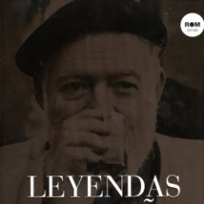 Libros de segunda mano: LEYENDAS EN ESPAÑA – MITOS DE CANO. ANDRÉS AMORÓS Y PACO CANO. . Lote 173079749