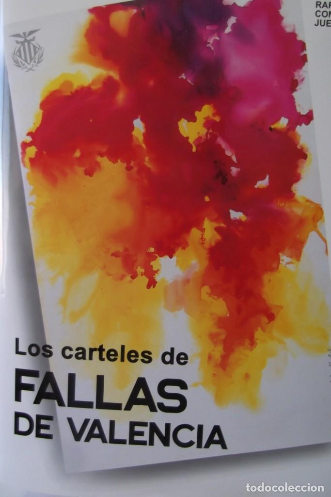 Libros de segunda mano: = LOS CARTELES DE LAS FALLAS EN VALENCIA , AÑOS 1929- 1999 = - Foto 2 - 173198703
