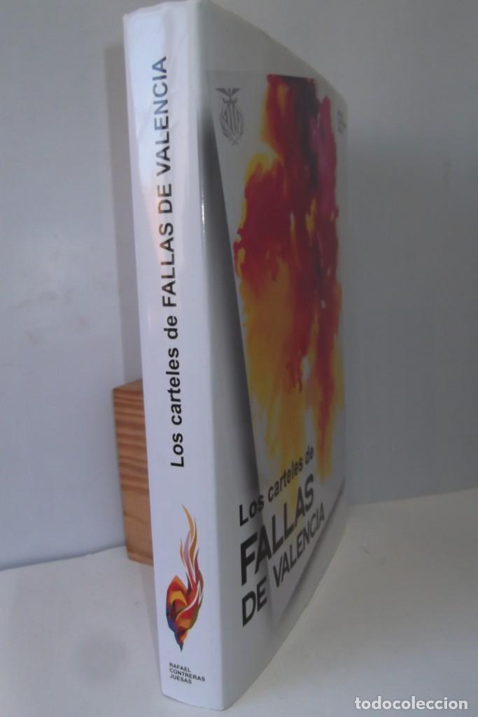 Libros de segunda mano: = LOS CARTELES DE LAS FALLAS EN VALENCIA , AÑOS 1929- 1999 = - Foto 3 - 173198703