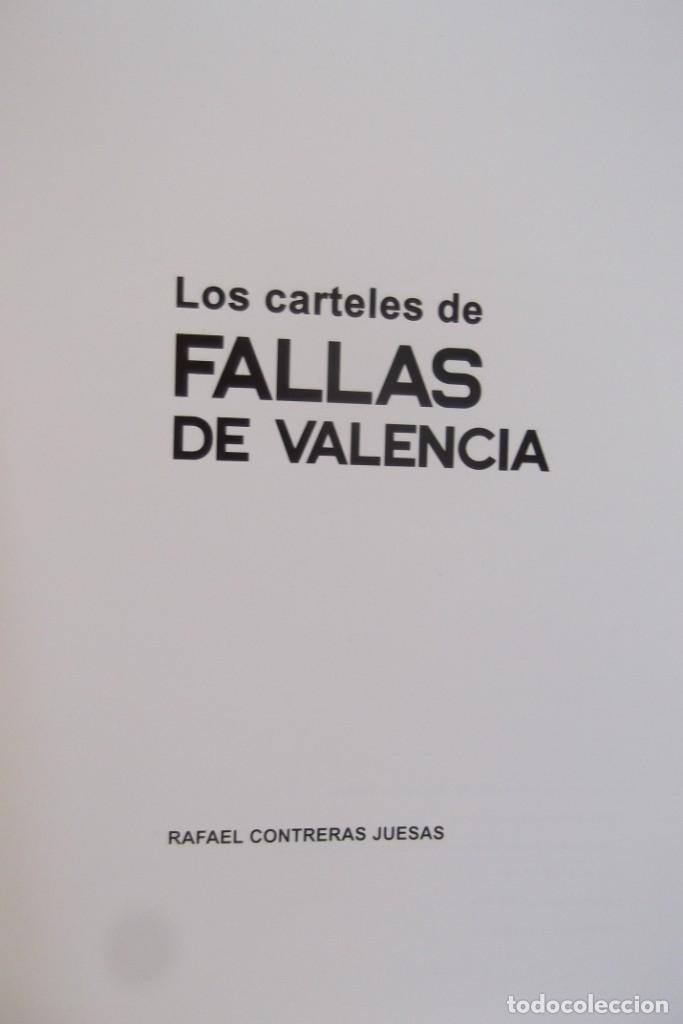 Libros de segunda mano: = LOS CARTELES DE LAS FALLAS EN VALENCIA , AÑOS 1929- 1999 = - Foto 4 - 173198703