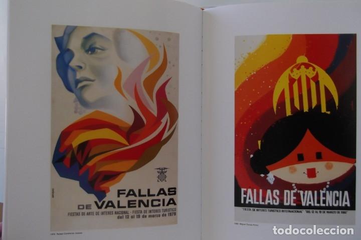 Libros de segunda mano: = LOS CARTELES DE LAS FALLAS EN VALENCIA , AÑOS 1929- 1999 = - Foto 7 - 173198703