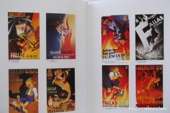 Libros de segunda mano: = LOS CARTELES DE LAS FALLAS EN VALENCIA , AÑOS 1929- 1999 = - Foto 12 - 173198703