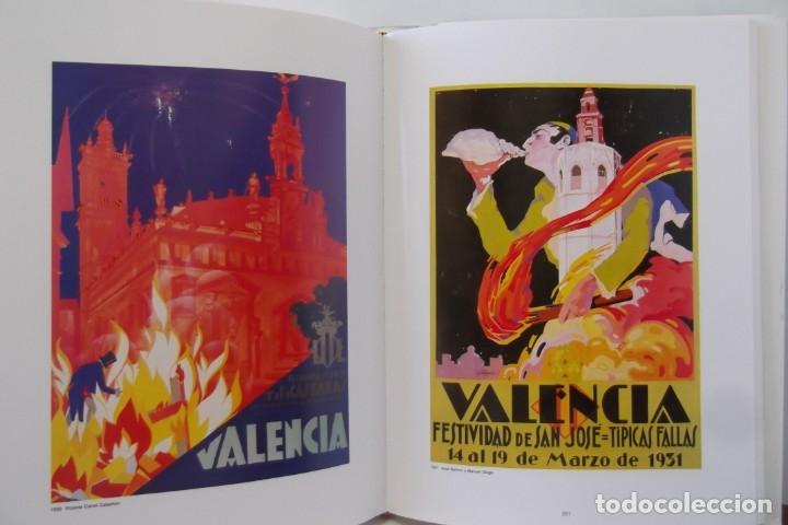 Libros de segunda mano: = LOS CARTELES DE LAS FALLAS EN VALENCIA , AÑOS 1929- 1999 = - Foto 17 - 173198703