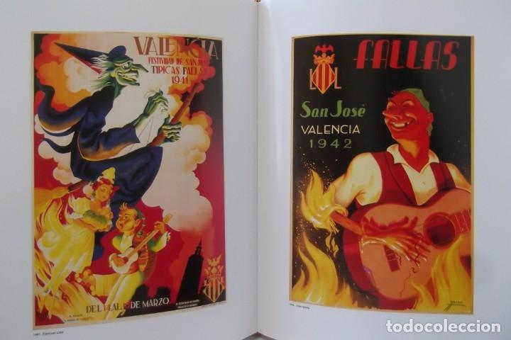 Libros de segunda mano: = LOS CARTELES DE LAS FALLAS EN VALENCIA , AÑOS 1929- 1999 = - Foto 18 - 173198703