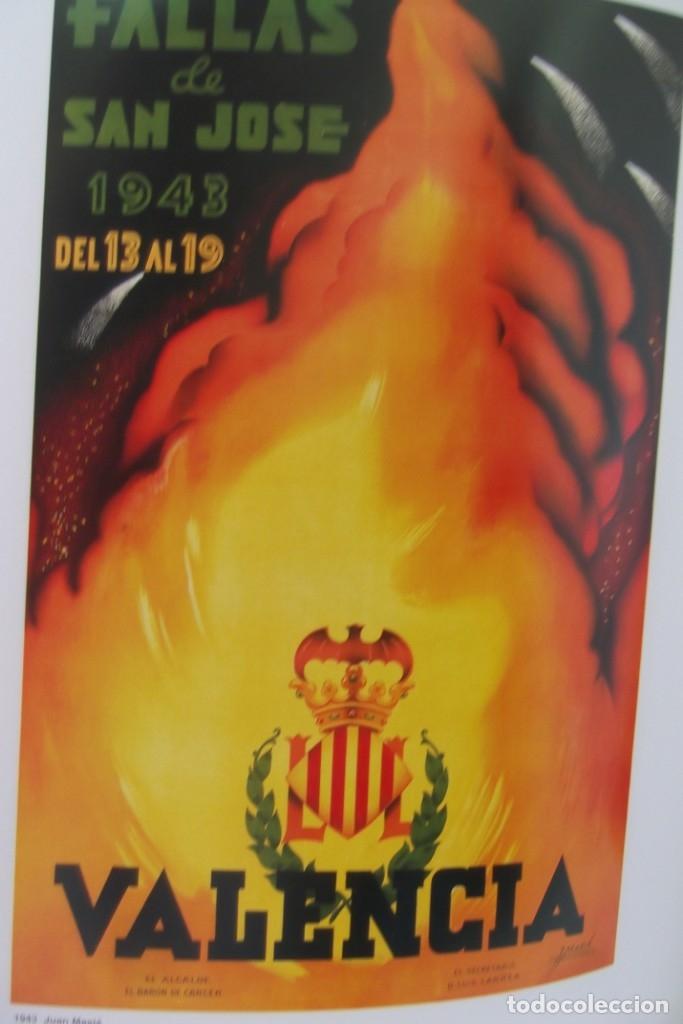 Libros de segunda mano: = LOS CARTELES DE LAS FALLAS EN VALENCIA , AÑOS 1929- 1999 = - Foto 20 - 173198703