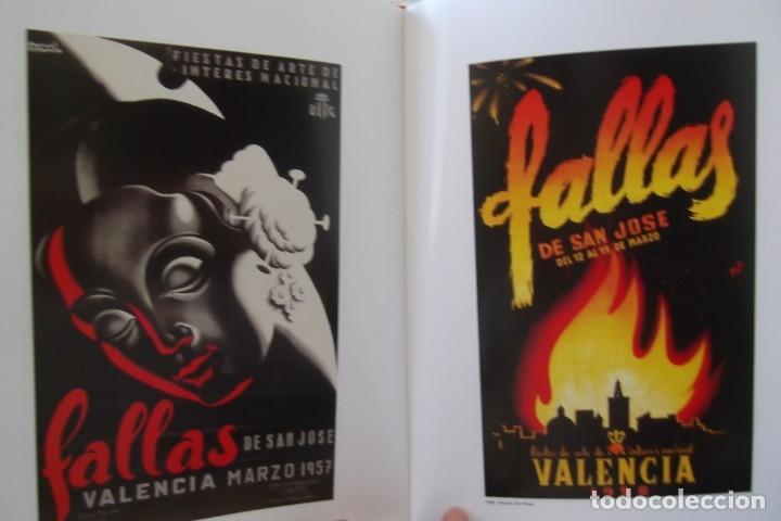 Libros de segunda mano: = LOS CARTELES DE LAS FALLAS EN VALENCIA , AÑOS 1929- 1999 = - Foto 27 - 173198703